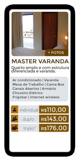 Master Varanda